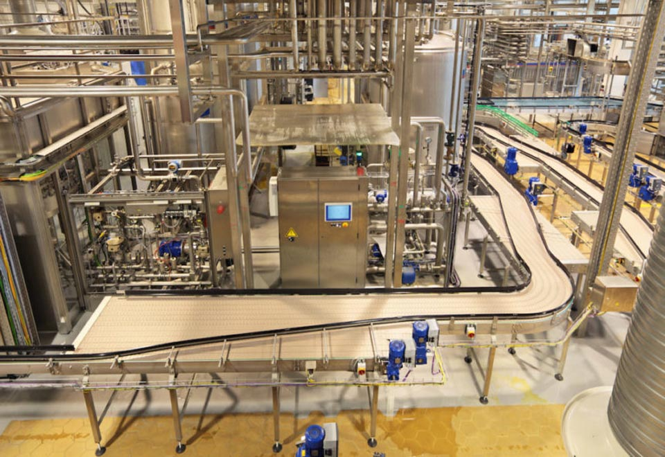 food processing lines